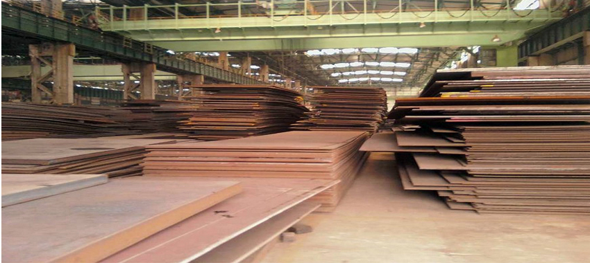 A283 Grade D Steel Plates for Structural Application