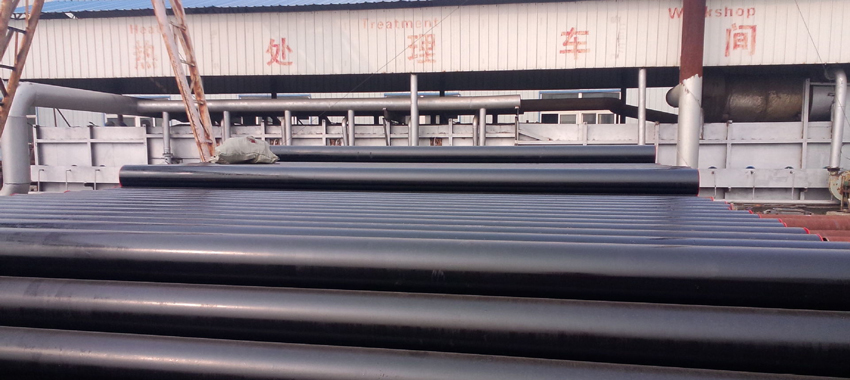 DIN 17175 17Mn4 steel tube china biggest manufacturer
